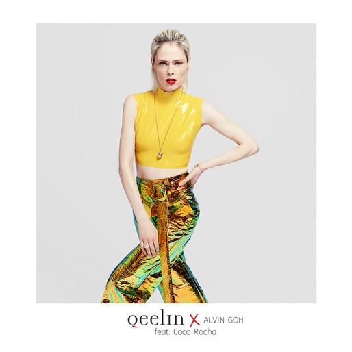 Feat. Coco Rocha - Qeelin x Alvin Goh