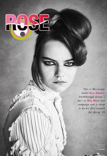 - Love Magazine