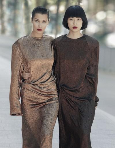 Sisterhood · September 2017 - Vogue China