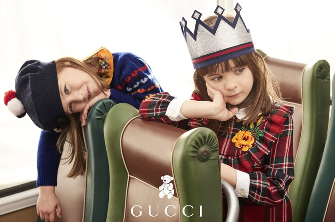 FW '17 · Back To School - GUCCI KIDS