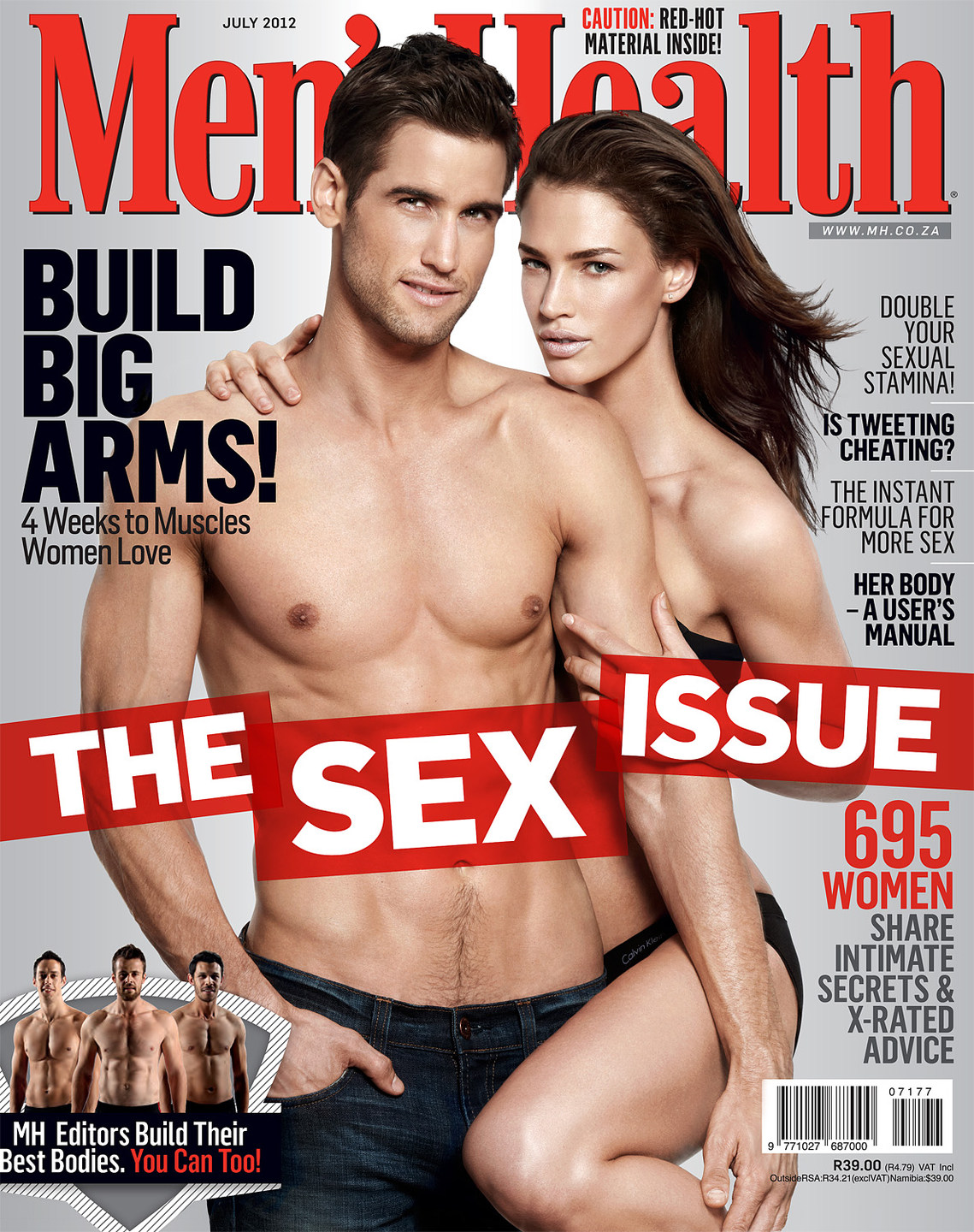Your Most Useful Online Mens Magazine Mens Health