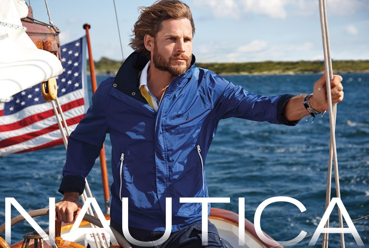 Judy Casey News Nautica S New Ad Campaign