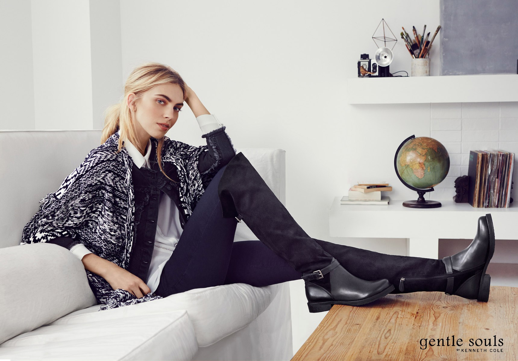 Image result for kenneth cole gentle souls campaign
