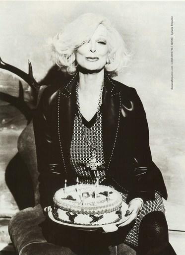F/W 2001 - Ellen Von Unwerth -