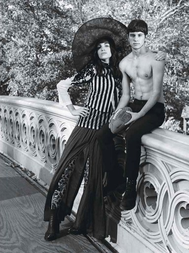 S/S 2014 - Brothers, Sisters, Sons & Daughters - Bruce Weber -