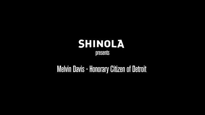 S/S 2014 - Melvin Davis: Honorary Citizen of Detroit - Bruce Weber -