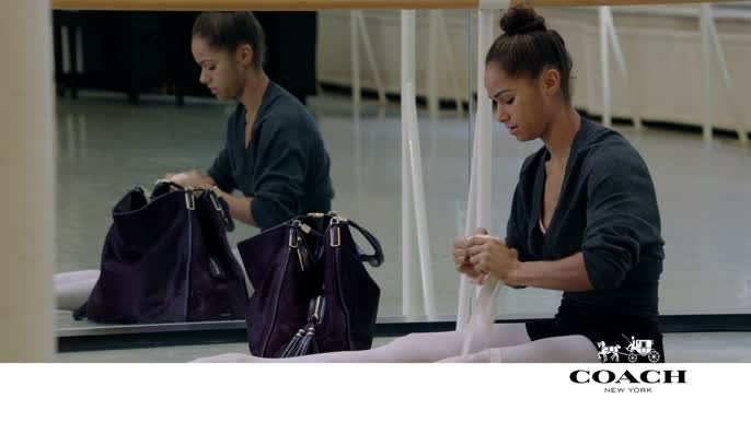 Coach - New York Stories: Misty Copeland -