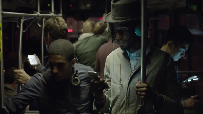 DIRECTV - AT&T - Times Square - Rubert Sanders -