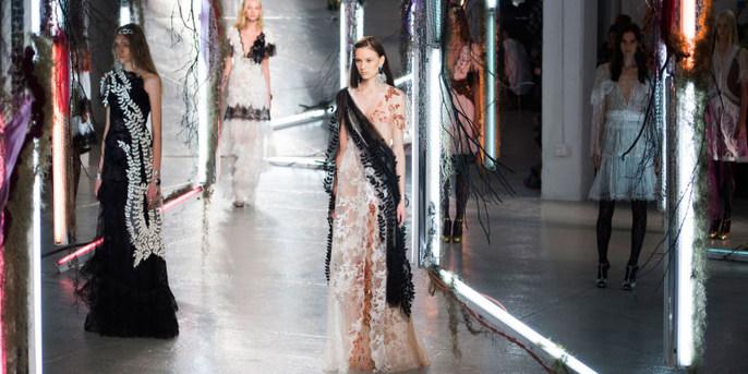 SS16 Rodarte Fashion Show -