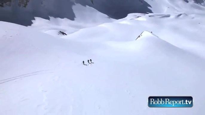Chilean Heliski - Robb Report -