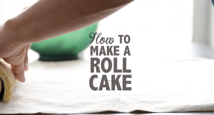 How to Make a Roll Cake -