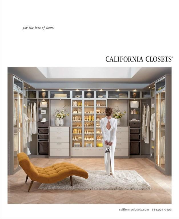 Library California Closets Cerutti Co News 2015