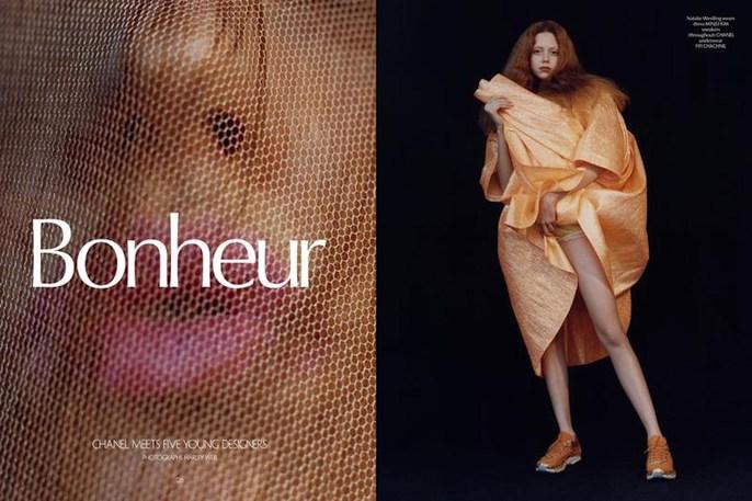 CR Fashion Book - Harley Weir