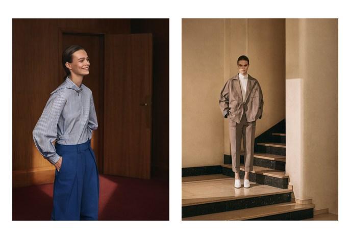 D-REPUBBLICA / ROSALIE SANS CÉSAR - Stylist: Davide Brambilla / Make-up: Tatsu Yamanaka / Hair: Yoann Fernandez
