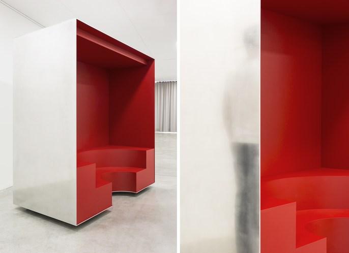 Bookshop Museum M by FELT Architects