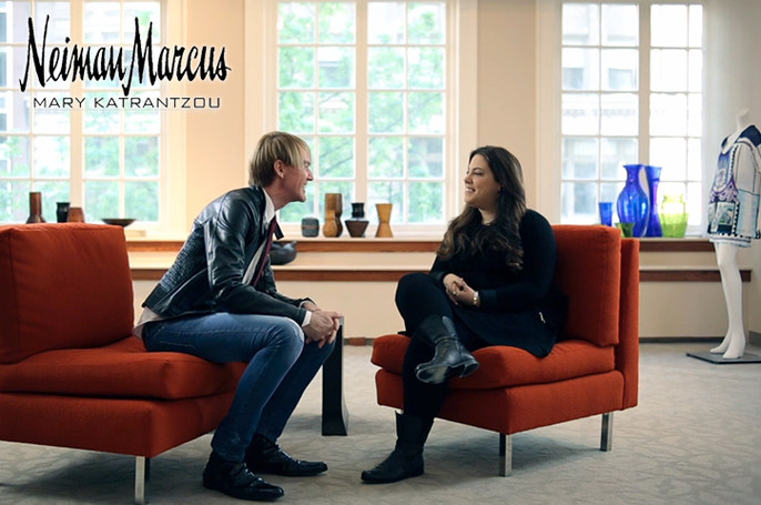 "Neiman Marcus ""Conversations with Mary Katrantzou"" 2:00 -"