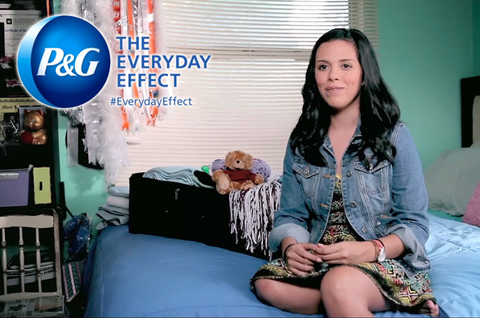 "Proctor & Gamble ""The Everyday Effect"" 3:00 -"