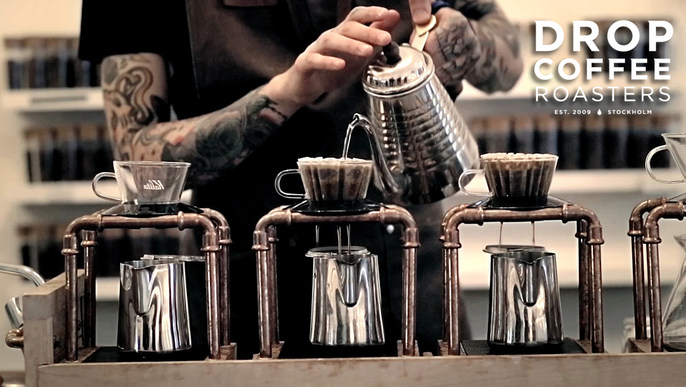 "Drop Coffee ""Baristas"" :30 -"