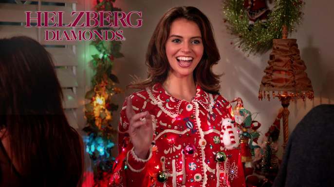 "Helzberg Diamonds ""Christmas Sweater"" :30 -"