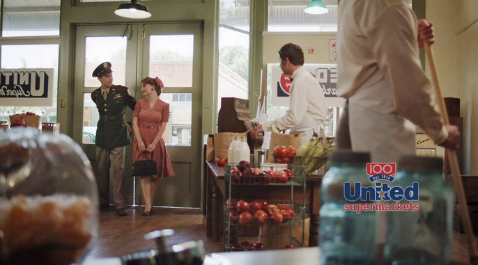 """United Supermarkets """"Thanks for 100 Years: Doors"""" :30 -"""