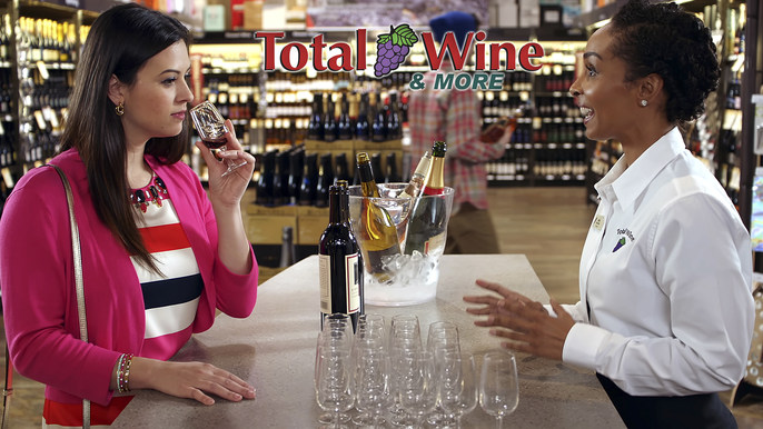 Total Wine & More - Jen :30 -