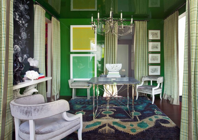 Kips Bay: Green with Aviary -