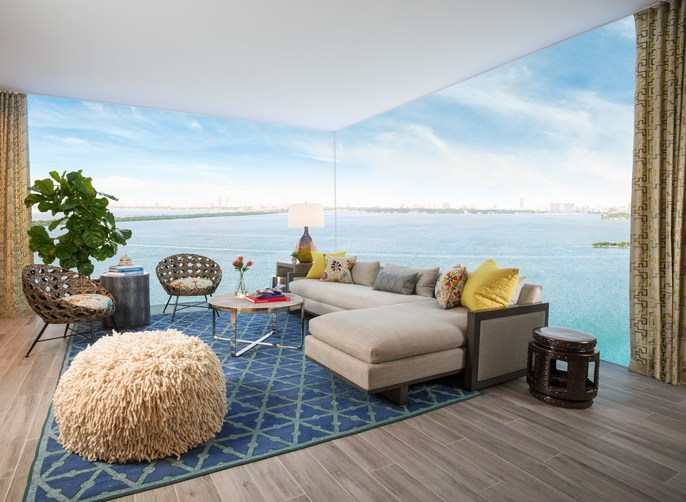 Biscayne Beach Sales Center -
