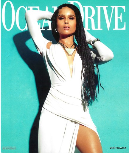 Ocean Drive Magazine March 2015 -