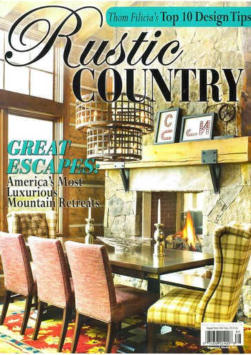 Rustic Country Magazine Winter 2016 -