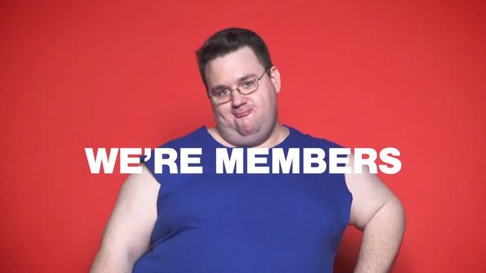 Blink - Members Not Models -