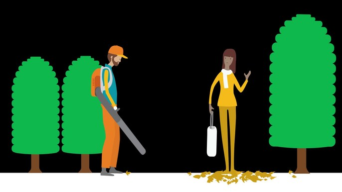 Interac-Merchant - Working with the agency Zulu Alpha Kilo we created characters and  developed the visuals for a pair of friendly animations introducing a  new electronic money transfer service from Interac. Shown on Interac's youtube's channel and soon on their website.