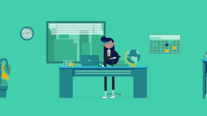 American Express - The City Spy - The digital agency Carrot asked us to create a series of animations to help demonstrate to college students as well as recent graduates, that a job at American Express will challenge them in new and unexpected ways.