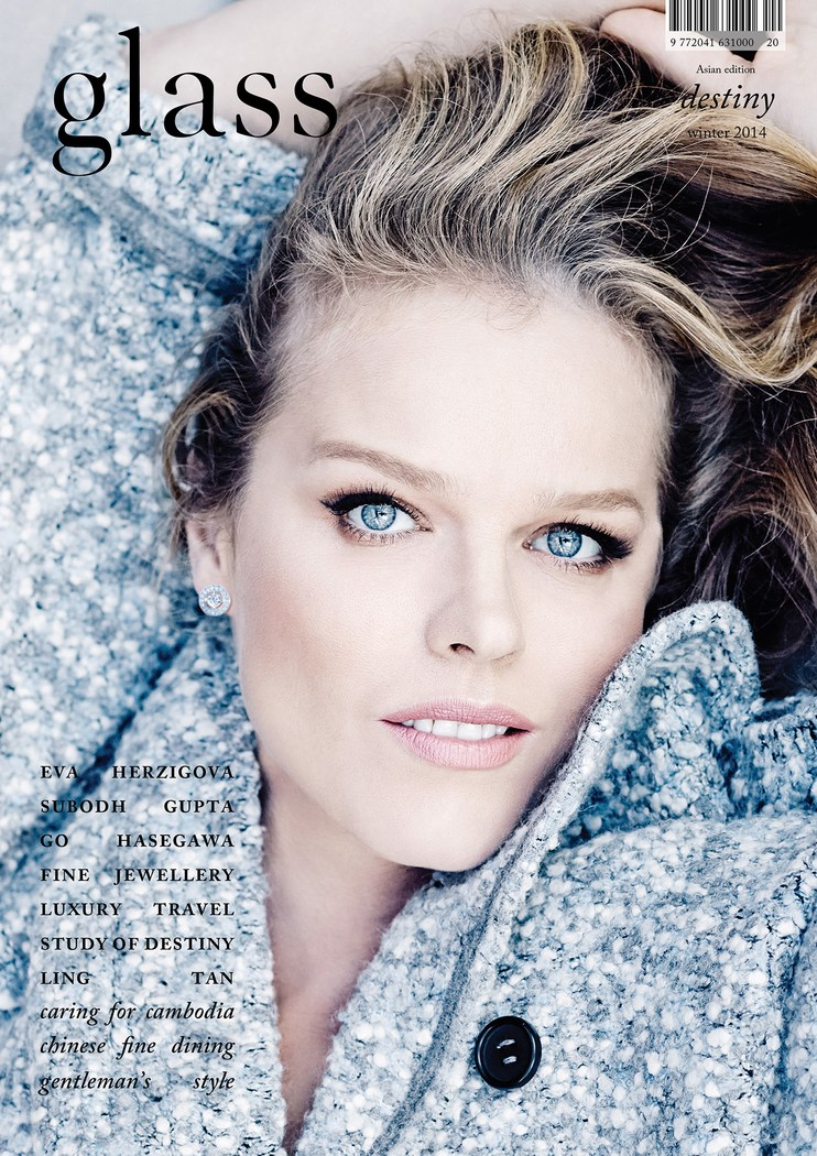 ADB Agency - News - Marcin Tyszka Shoots Eva Herzigova for