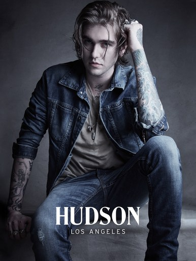 Gabriel-Kane Day-Lewis · FW 2017 - Hudson Jeans