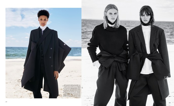 Gentlewoman's Agreement · September 2017 - The New York Times Style