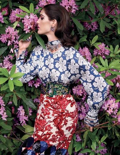 Avant Garden · September 2017 - Vogue Arabia