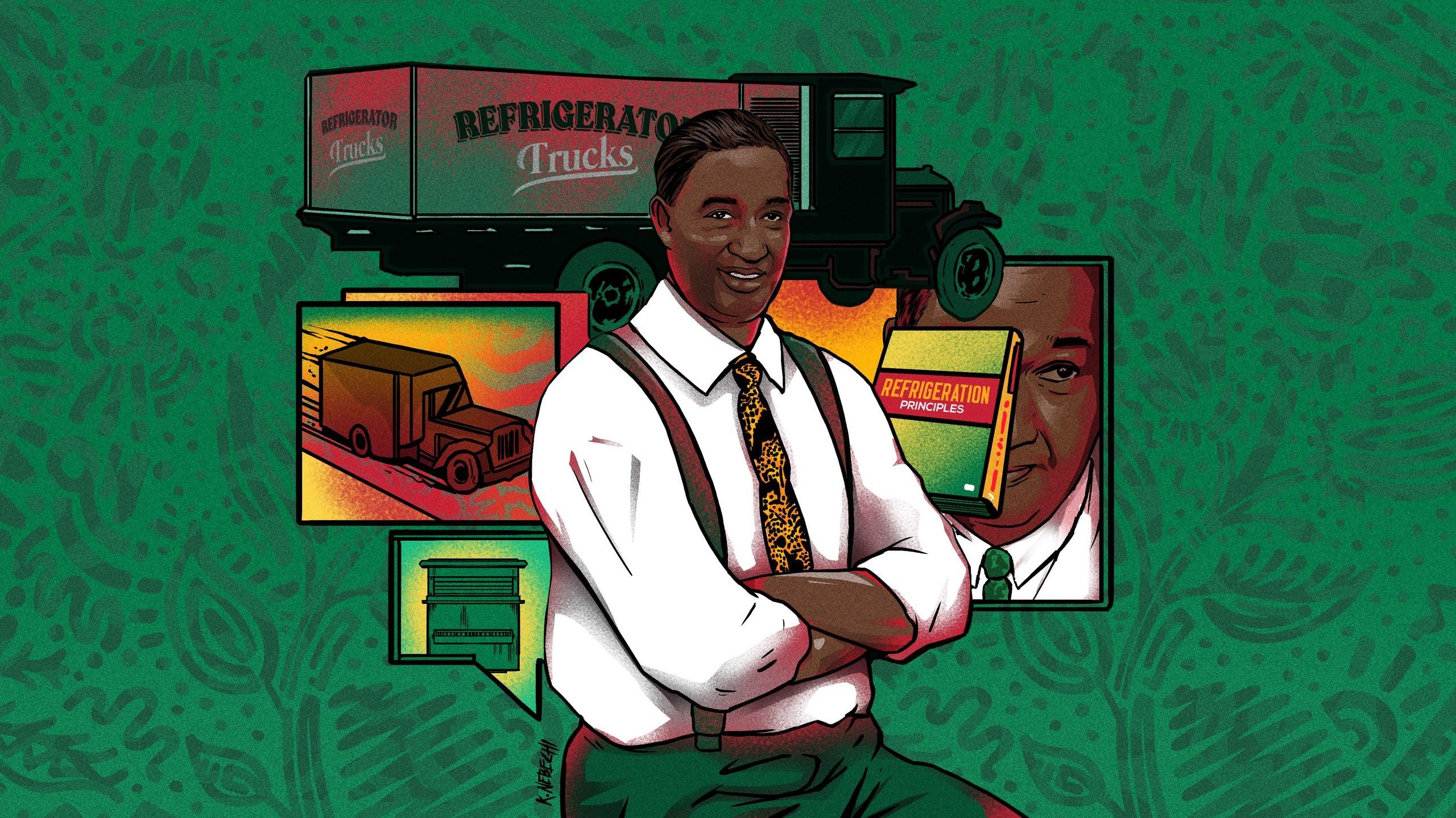 Kingsley Nebechi | Kellogg's For Black History Month