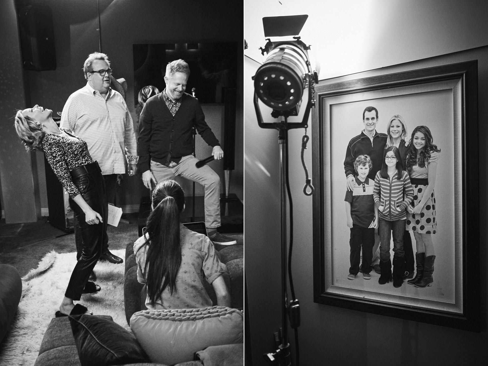 Joe Pugliese | Behind The Scenes | Modern Family