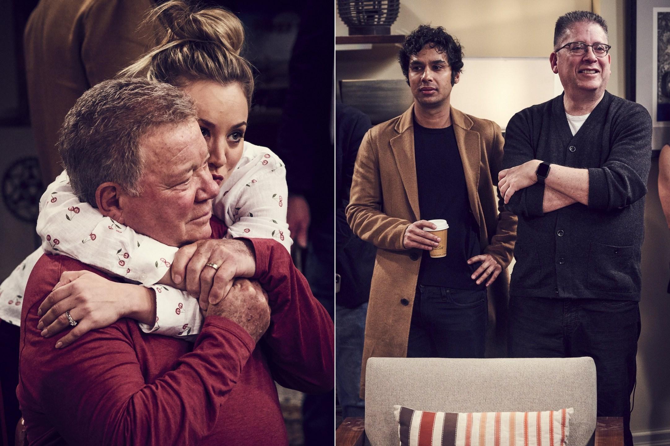 Joe Pugliese | Behind The Scenes | The Big Bang Theory