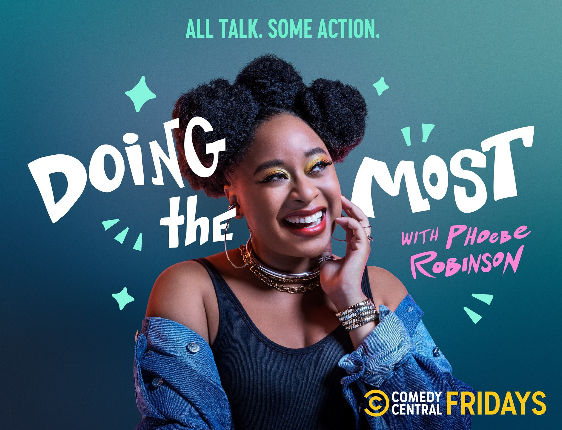 Tyler Twins | Doing The Most With Phoebe Robinson