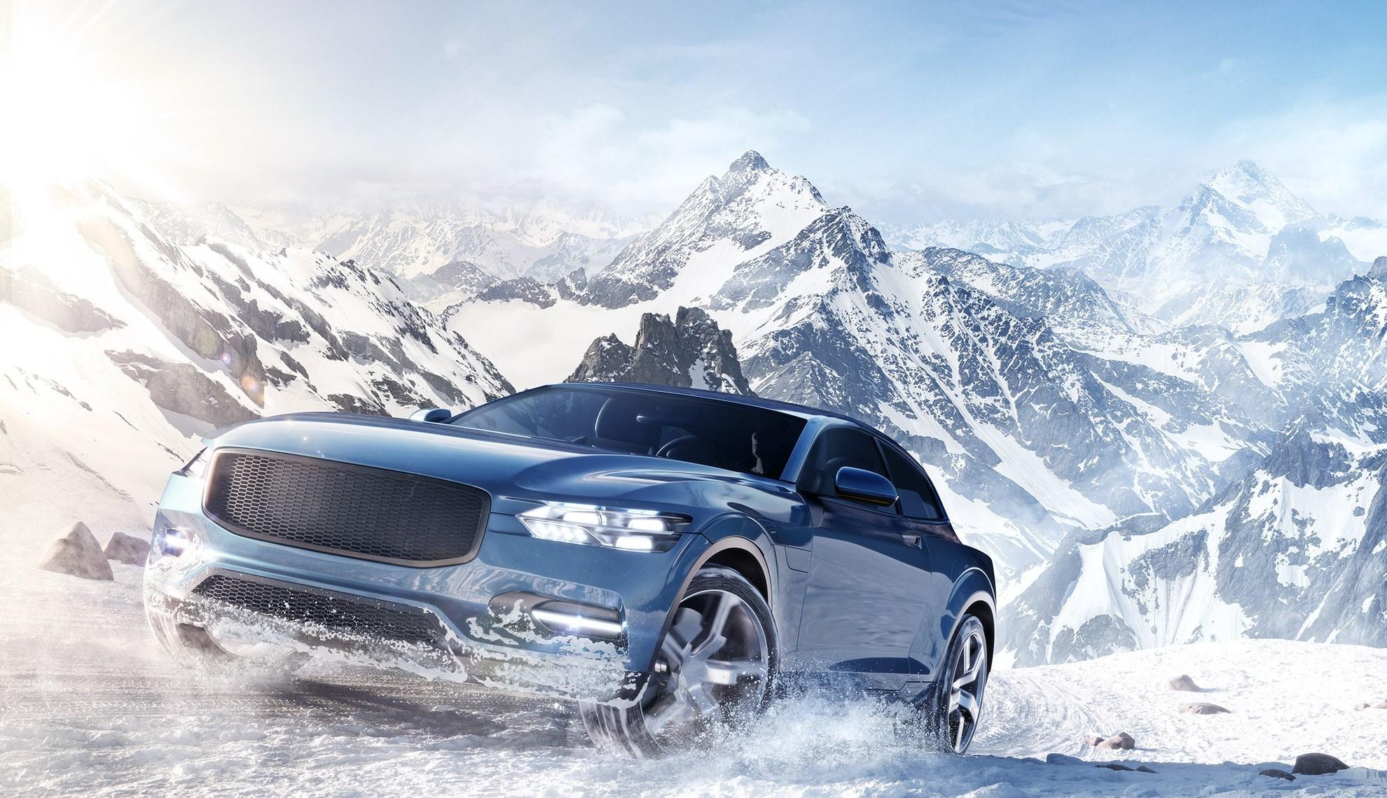 MMJ | CGI | Automotive Showcase