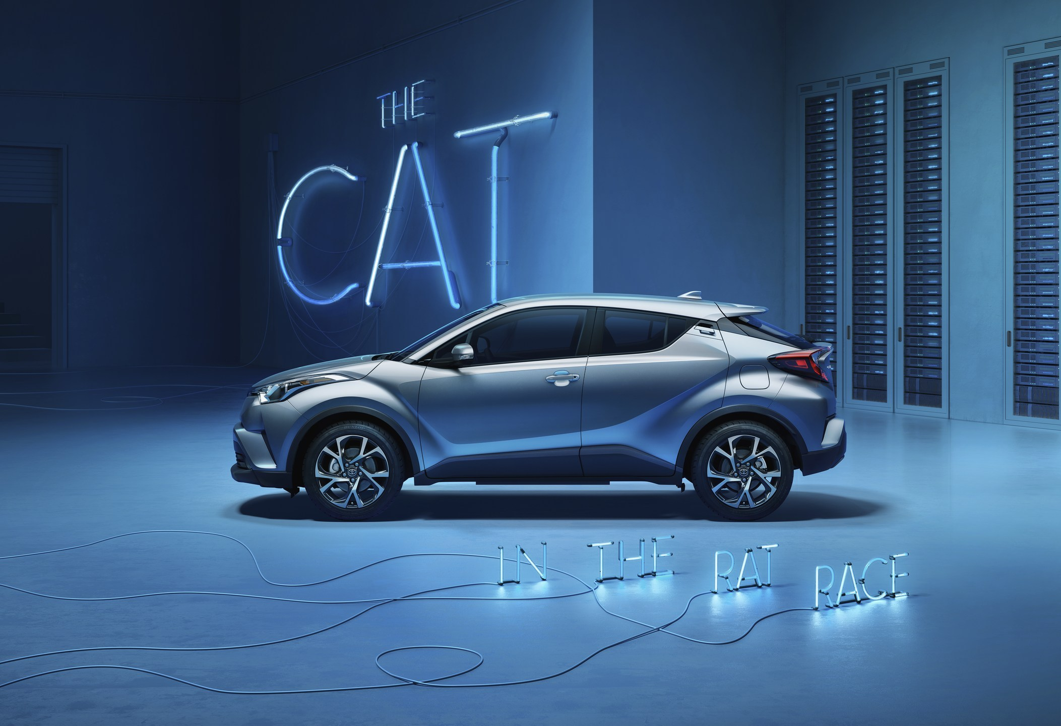 Serial Cut | CGI | Automotive Showcase