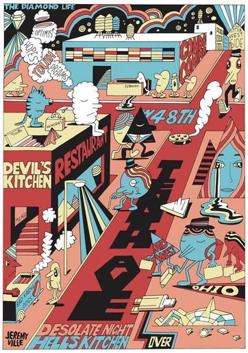 Bernstein Andriulli Illustrators Jeremyville