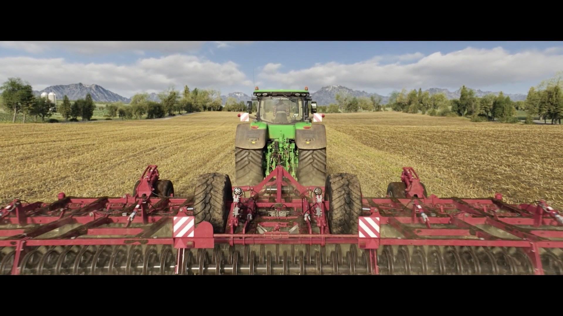 Farming Simulator 19 - E3 Trailer