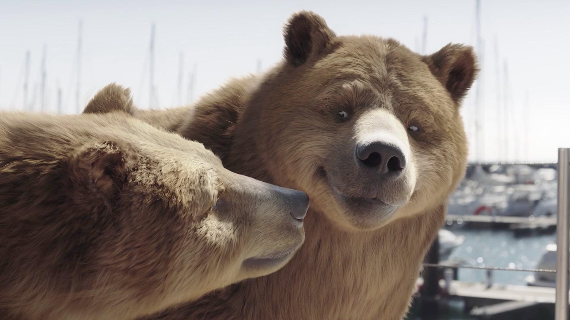 AGI Bear