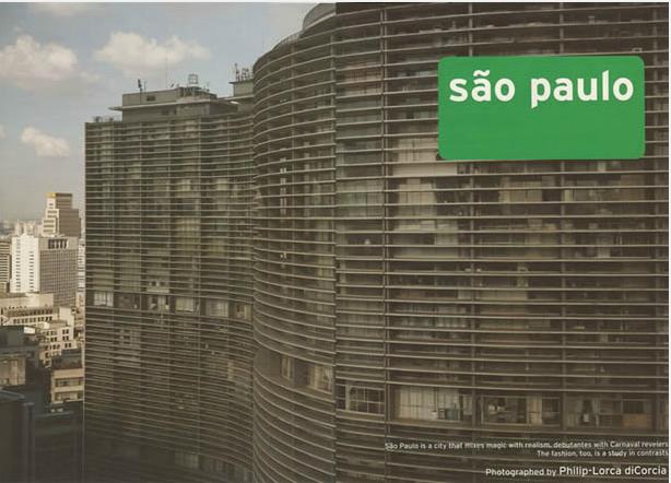 Sao Paulo - Philip Locra Di Corcia - 2003 -