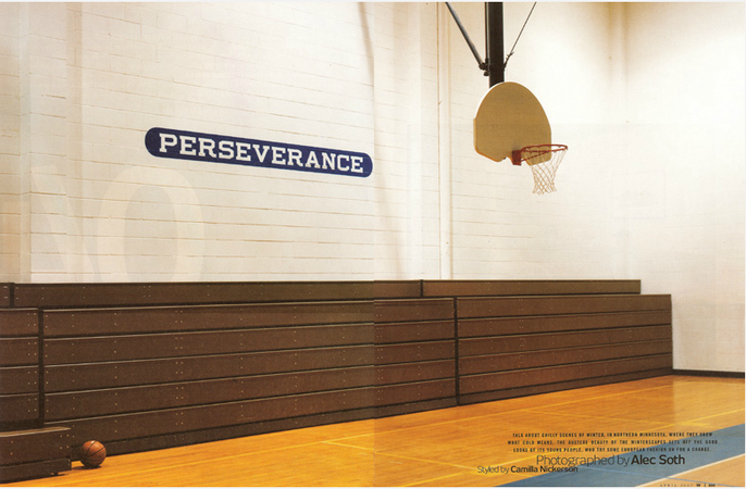 Perseverance - Alec Soth - 2005 -