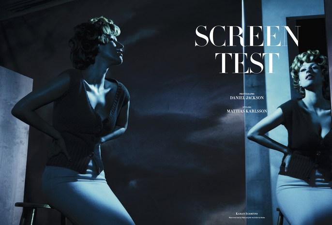 Screen Test - Daniel Jackson - Issue 15 -