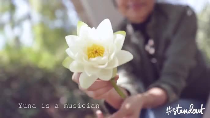 F14 Video - Yuna -