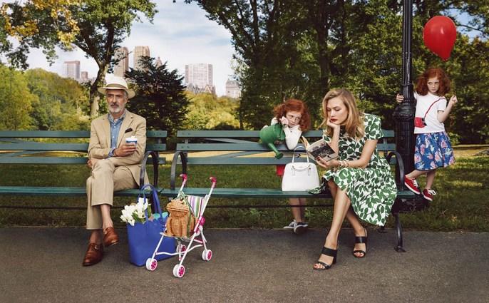 Spring 2015 Campaign - Emma Summerton -